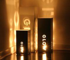milton glaser epigram lantern