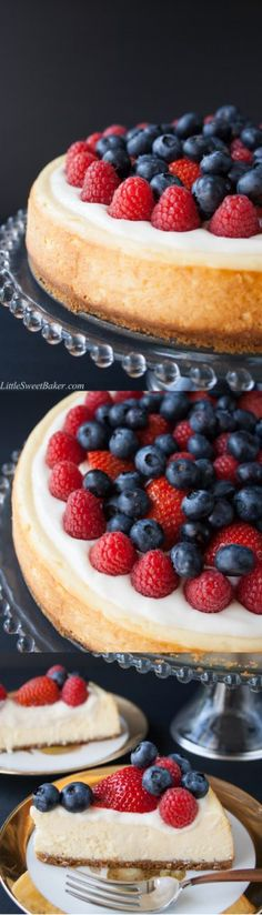 I'm making this red, white and blue cheesecake for our family gathering this Memorial Day weekend. It so yummy and easy to make.