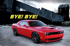 Dodge To Drop Hellcat By 2019: Beginning Of The End For V8s | Blog - MCG Social™ | MyClassicGarage™