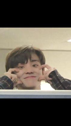 Cute Asian Guys, Cute Korean Boys, Ji Chang Wook Healer, Changmin The Boyz, Chang Min, Boy Idols, Boy Pictures, Kpop Guys, Meme Template