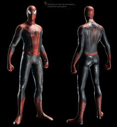 Concept Art from THE AMAZING SPIDER-MAN 2