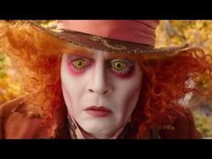 ALICE THROUGH THE LOOKING GLASS - Trailer Disney 2016 - YouTube