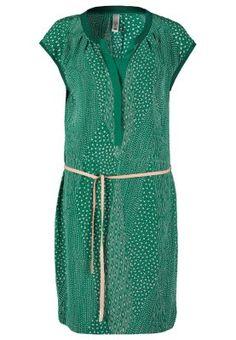 CELESTE - Blusenkleid - grün