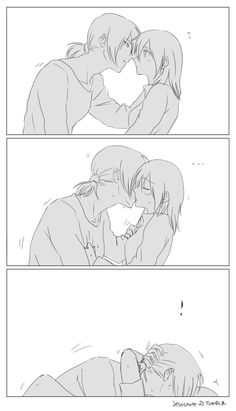 ymir and christa yuri & ymir and christa & ymir and christa fanart & ymir and christa yuri & ymir and christa couple Anime Girlxgirl, Yuri Anime, Anime Art, Anime Couple Kiss, Anime Couples Manga, Cute Lesbian Couples, Lesbian Art, Attack On Titan Ships, Attack On Titan Anime