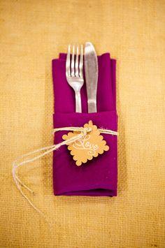 Orange & Sangria Rustic Fall Wedding