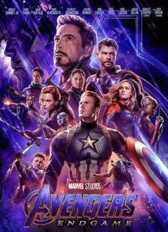 Avengers: Endgame 2019 After the devastating events of Avengers: Infinity War, the universe is in ruins due to the efforts of the Mad Titan, Thanos. With the help of remaining allies, the Avengers must assemble once more in order to undo… Avengers Humor, The Avengers, Poster Avengers, Poster Marvel, Avengers 2015, Avengers Characters, Ms Marvel, Captain Marvel, Marvel Avengers Comics