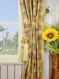 Well made and look great! The panels are made of pure silk that provides an opulent appearance. Hang with versatile pleat for a casual look. Silk Curtains, Pure Silk, Casual Looks, Halo, Looks Great, Pure Products, Shapes, Home Decor, Silk Drapes