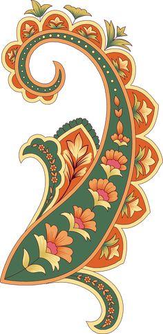 Textile Pattern Design, Motif Design, Textile Patterns, Textile Prints, Baroque Pattern, Print Patterns, Paisley Wallpaper, Paisley Art, Paisley Design