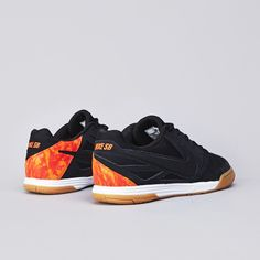 54c1901a4ebd Nike SB Lunar Gato WC Black   Safety Orange