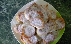 KANÁL FÁNK Cookie Recipes, Snack Recipes, Snacks, Pancakes, Muffin, Chips, Food And Drink, Sweets, Bread
