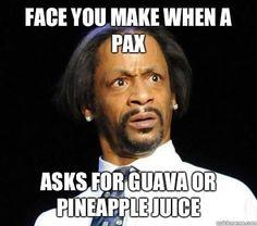 Or Root Beer...Or Orange Crush...or Diet Dr. Pepper...