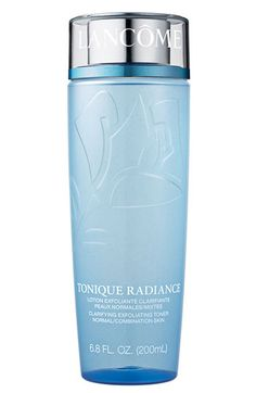 Lancôme 'Tonique Radiance' Clarifying Exfoliating Toner (6.8 oz.) available at #Nordstrom