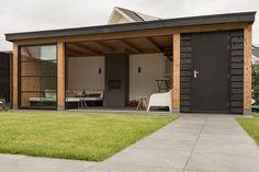 Pergola For Small Patio Garden Room, Garden Buildings, Outdoor Kitchen, Backyard Design, Patio Design, New Homes, House, Backyard Landscaping Designs, Pool Houses