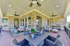 Sunny wrap-around porch Under Cabinet Lighting, Masons, Outdoor Living Areas, Guest Suite, Gas Fireplace, House Floor Plans, Home Collections, French Doors