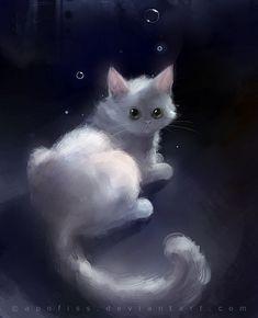 Нарисованные котики   405 фотографій   ВКонтактi