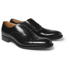 Church's - Hong Kong Leather Oxford Shoes | MR PORTER