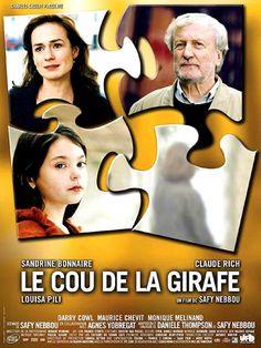 Le cou de la girafe; drama; 2005; sem legenda; 95 min