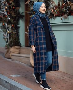 Modern Hijab Fashion, Muslim Women Fashion, Modesty Fashion, Fashion Outfits, Hijab Style Dress, Casual Hijab Outfit, Hijab Chic, Modele Hijab, Mode Shoes