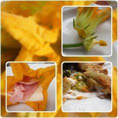 fiori di zucchina …con sorpresa