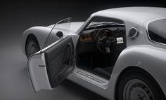 Huet Brothers построит в ретро-стиле HB Coupe