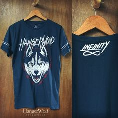 Hangerwood T Shirt Hangerwolf