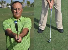 I'll often ask folks who come to my practice tee if they could master anything about the golf swing, what would it be. Few mention the golf club face. Golf Tips Driving, Golf Putting Tips, Club Face, Miniature Golf, Golf Instruction, Square Faces, Hole In One, Golf Lessons, Play Golf
