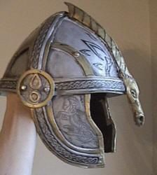Eva Foam Armor Masks Homemade | Eomer's Helmet from the Lord of The Rings