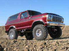 This was on the local CL. Good looking Idaho Bronco. At $3500, someone got a pretty good deal.