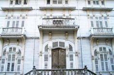 Ahmet Ratip Pasha mansion-Constructive: Ahmet Ratip Pasha-Year built: 1904&1908-Architect: Mimar Kemalettin-Acıbadem-Üsküdar-İstanbul
