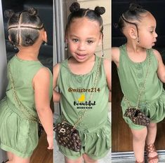 Head to the webpage to read more about best braids simple Mixed Kids Hairstyles, Toddler Braided Hairstyles, Toddler Braids, Girls Natural Hairstyles, Baby Girl Hairstyles, African American Kids Hairstyles, African Hairstyles, Kid Braid Styles, Hair Styles