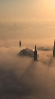 Beautiful Photos Of Nature, Beautiful Places To Travel, Nature Pictures, Cool Places To Visit, Best Islamic Images, Islamic Pictures, Islamic Videos, Mekka Islam, Mosque Architecture