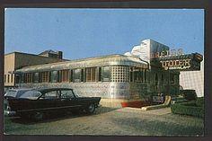 Aetna Diner, Hartford, Connecticut