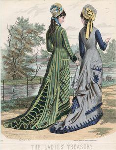 The Ladies' Treasury 1877