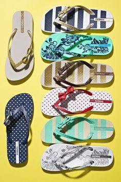 Ipanema Flip Flops at Shoedipity.com.  http://shoedipity.com/index.php/brands/ipanema.html