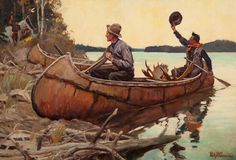 paintings philip goodwin - Google Search