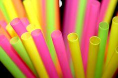 Pajas de colores