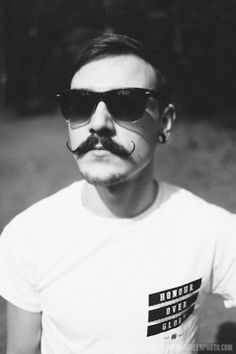 #mustache #moustache #photo #face #rebel #blog #style #life #grow #hipster