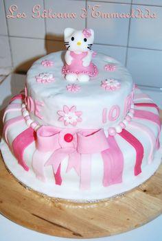 Les Gâteaux d'Emmaetdida: Hello Kitty