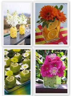 Centros de mesa para decorar, ¡que te encantarán!