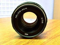 #HELIOS- 44M #lens #good condition 58mm f/2 M42 #RUSSIAN #LENS #ZENIT #nikon #7903994  #Helios