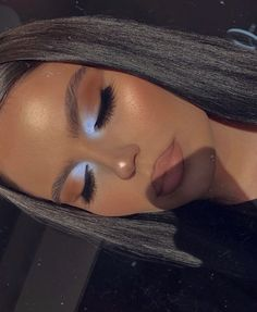 Makeup Eye Looks, Eyeshadow Looks, Pretty Makeup, Eyeshadow Makeup, Drugstore Makeup, Pop Of Color Eyeshadow, Cute Makeup Looks, Contour Makeup, Gorgeous Makeup