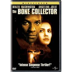 Bone Collector another book was better but movie was ok