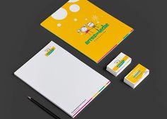 Branding Fundación ONG #design #branding www.mariux.com.ar