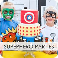 TONS of Theme Party Ideas!