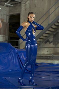 Natasha Poly photoshoot for Mercedes-Benz Fashion Obsession with an Icon