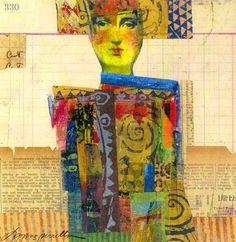 Original Artwork - Mixed Media Collage