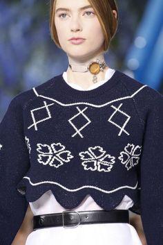 #SuzyPFW: Dior - Victorian Underwear   British Vogue@tshirtzoon