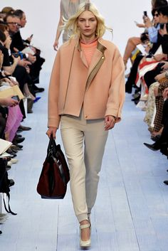 Chloé  Fall 2012 Ready-to-Wear - Collection - Gallery - Look 1 - Style.com