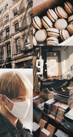 33 Ideas wall paper aesthetic pastel bts for 2019 Seokjin, Kim Namjoon, Kim Taehyung, Jhope, Yellow Aesthetic Pastel, Brown Aesthetic, Aesthetic Collage, Jungkook Aesthetic, Kpop Aesthetic