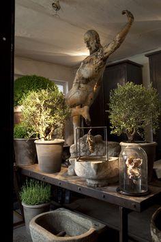 Oliver Gustav: an inside garden